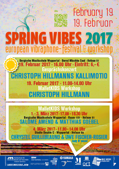 Spring Vibes 2017 Workshop